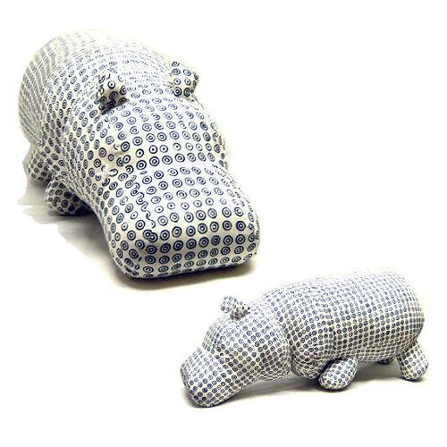 10 corso como COMME des GARCONS Stuffed toy of the circle handle hippopotamus