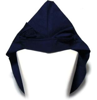 """COMMEdesGARCONS 1983 vintage Japan origami """"helmet"""" hat"""