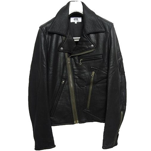 eye JUNYA WATANABE COMME des GARCONS MAN 2011SS coating riders jacket