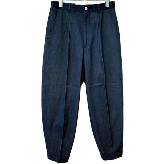 COMME des GARCONS HOMME PLUS striped pants