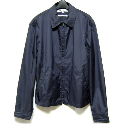 COMME des GARCONS SHIRT nylon windbreaker blouson jacket