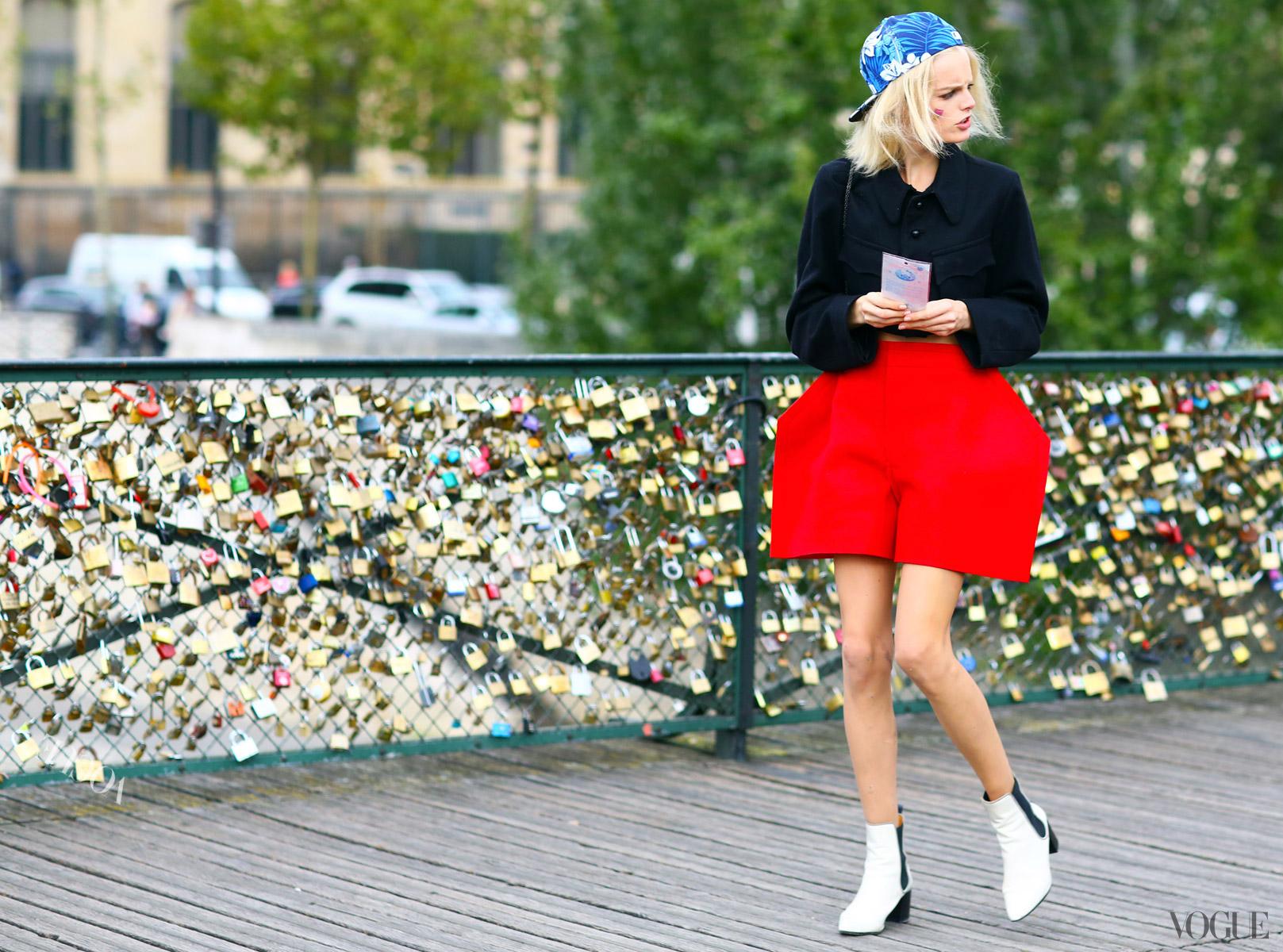 FashionSnap:Hanne Gaby Odiele
